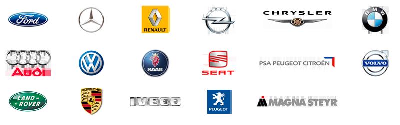 Marcas vehículos | Programación robótica