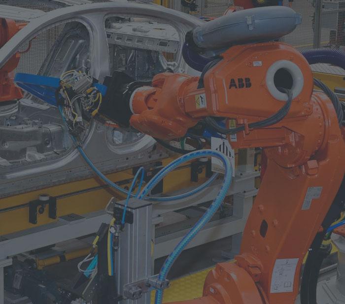 Programación de robots ABB | Servicio FMC