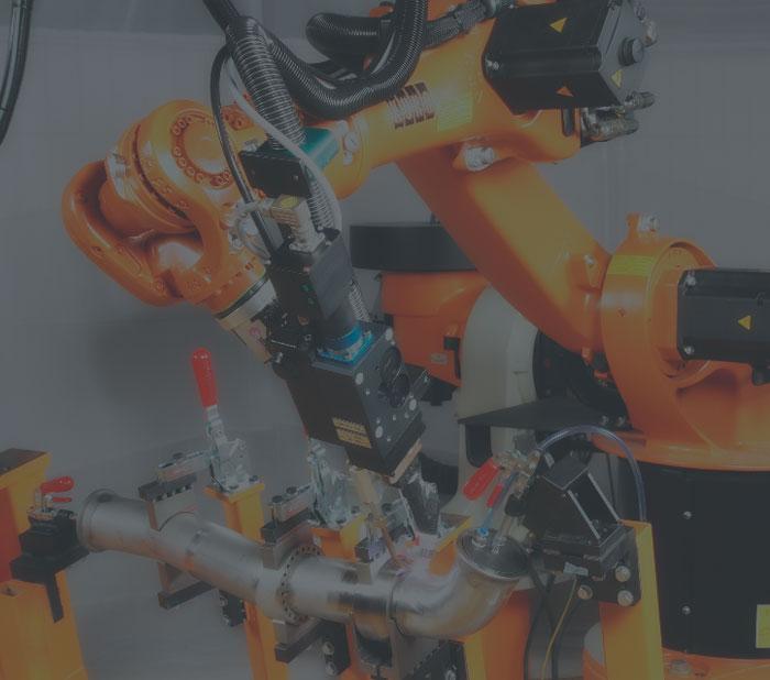 Programación de robots KUKA | Servicio FMC